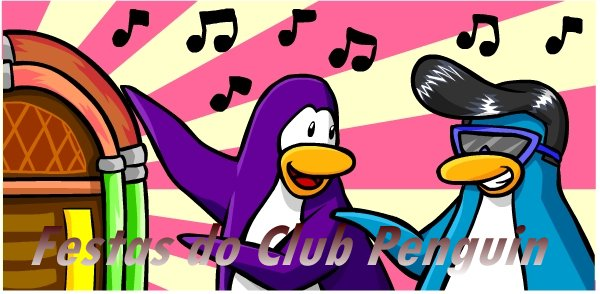 Festas do Club Penguin