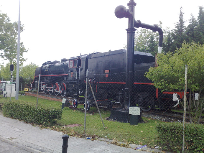 Máquina de vapor Mikado 141-2240