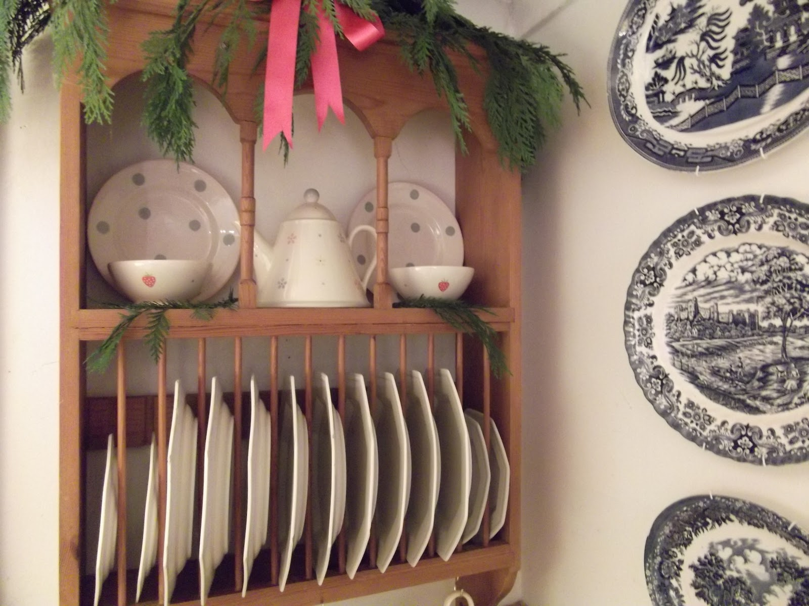 Plate rack make-over