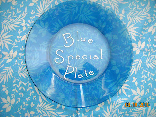 JanDee Crafts: A Fun Family Gift!! The Blue Plate Special!
