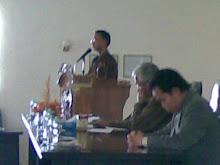 Sertijab ketua dan anggota KPU Kab. RL