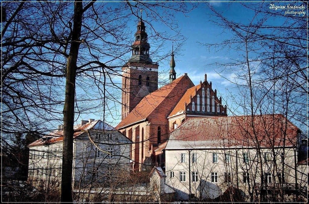 Kościół farny w Lidzbarku Warmińskim