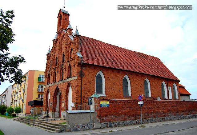 Kościół św. Trójcy w Braniewie
