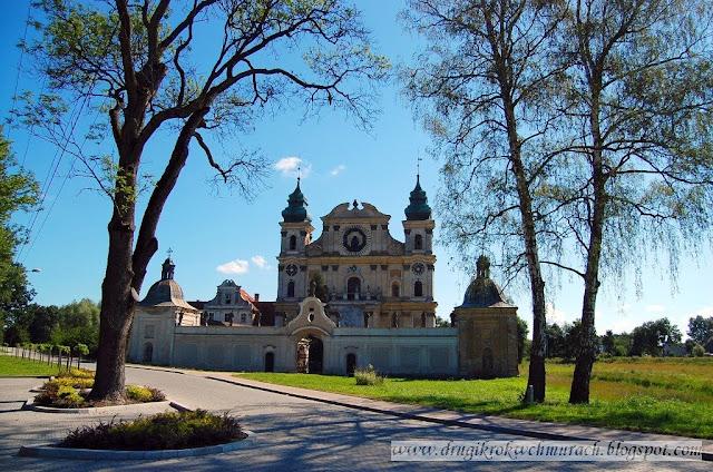 Sanktuarium w Krośnie koło Ornety