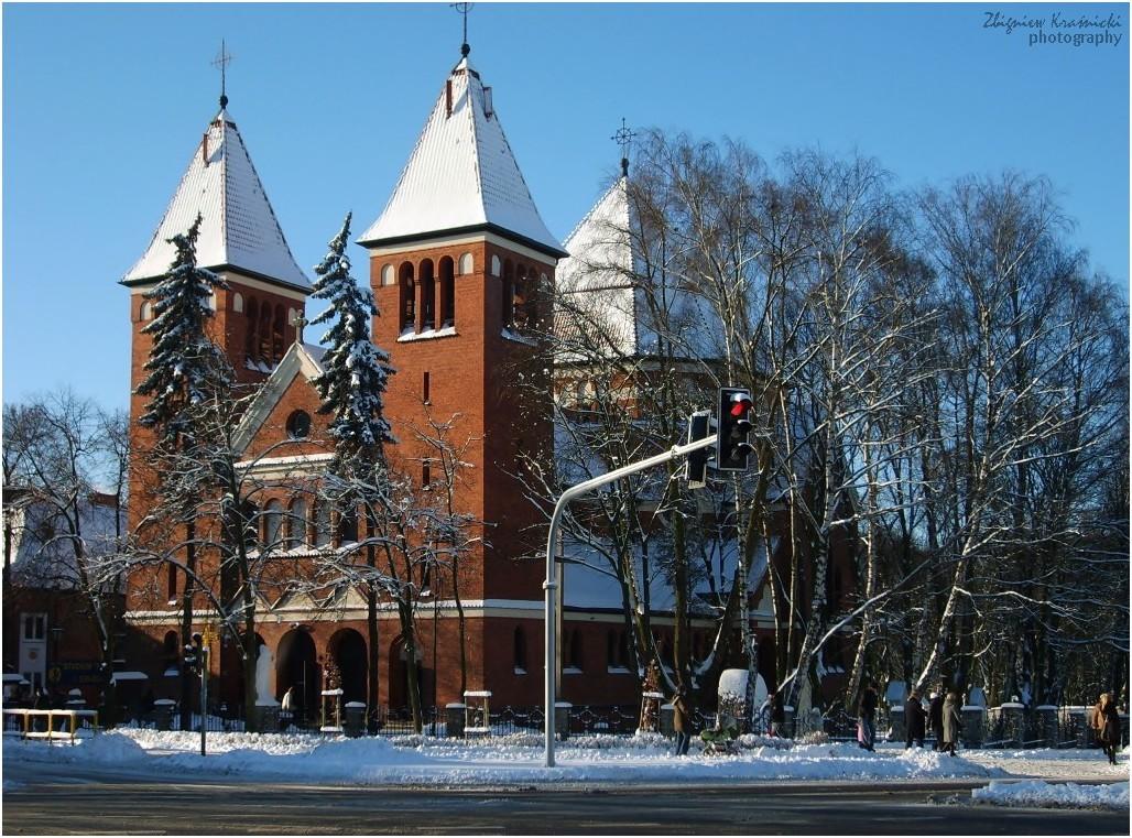 Olsztyn. Kościół p.w. św. Józefa