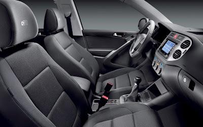 Tiguan: fotos do interior do utilitário esportivo compacto da VW