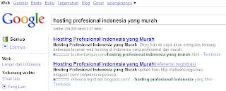 hosting profesional indonesia yang murah