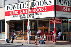 Proud Partners With The Legendary Powell's Books