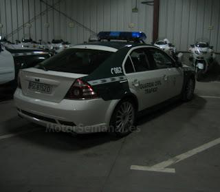 Ford Mondeo civil