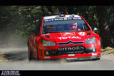 Loeb wrc Montecarlo