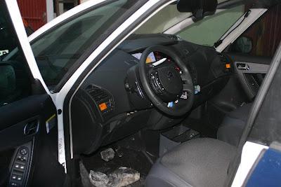 coches Policía Nacional