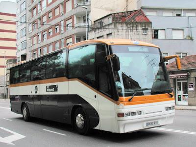 Bus de Vigo