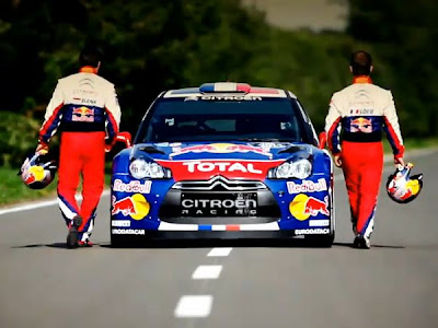 ds3 wrc 2011 vídeo