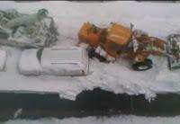 grua destroza coche
