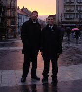 with Elder Proctor