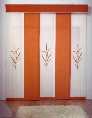 Decoracion de hogar paneles japoneses - Cortinas de paneles japoneses ...