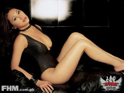 Online Sexual Matcher: Rufa Mae Quinto