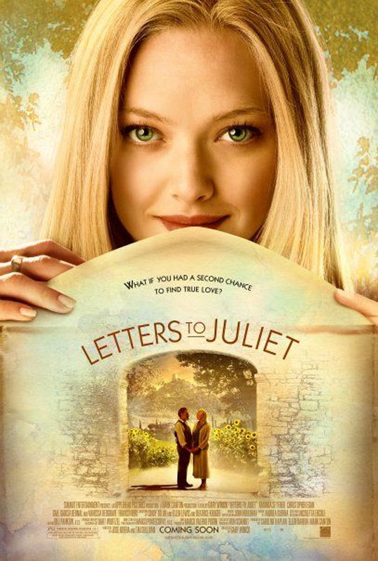 LETTERS TO JULIET MEGAVIDEO FULL