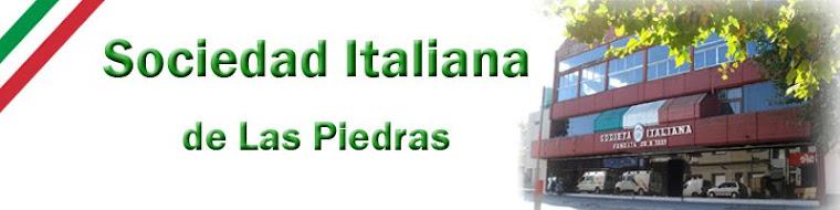 Sociedad Italiana de Las Piedras