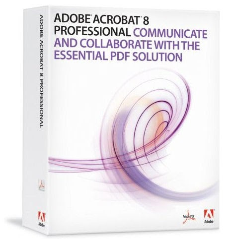 adobe acrobat 8 professional downloads