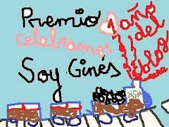 """Premio """"Soy Ginés"""" 1er Año"""