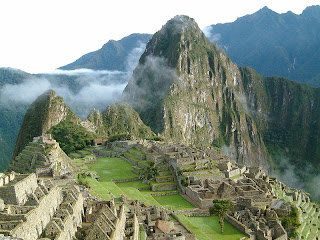Machu Picchu (1460-1470), Peru - new seven wonders of the world
