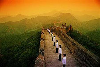 The Great Wall of China (220 B.C and 1368 - 1644 A.D.) China new seven wonders of the world