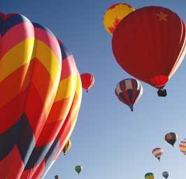 balloon festival plano