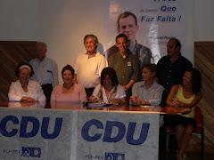 Apresentação pública dos candidatos da CDU Lousã