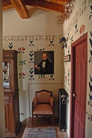 Comparte mi decoraci n estilo colonial americano for Decoracion estilo americano