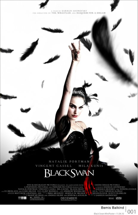 rivaling ballet dancer to be the Queen of the Black Swan festival.
