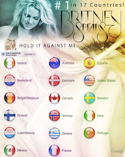 HIAM #1 I-Tunes in 18 Countries