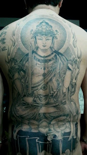 Buddha Tattoo Designs With Image Buddha Back Piece Tattoo Picture 3