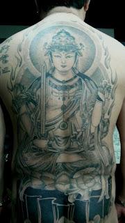 Buddha Tattoo Designs With Image Buddha Back Piece Tattoo Picture 3