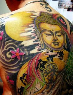 Buddha Tattoo Designs With Image Buddha Back Piece Tattoo Picture 4