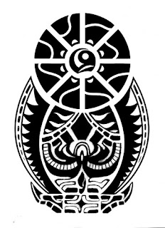 Beautiful Polynesian Tattoos With Image Polynesian Tribal Tattoo Designs Gallery Picture 6