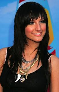 Celebrity Hair Styles, Ashlee Simpson Hairstyles, Long Hair, Black Hair, Wavy Hair