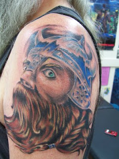 Art Shoulder Tattoos With Viking Tattoo Ideas With Image Shoulder Viking Tattoo Gallery 2