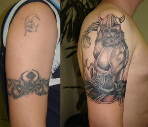 Art Shoulder Tattoos With Viking Tattoo Ideas With Image Shoulder Viking Tattoo Gallery 5