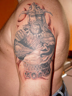 Art Shoulder Tattoos With Viking Tattoo Ideas With Image Shoulder Viking Tattoo Gallery 4