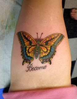 Arm Tattoo Ideas With Butterflies Tattoo Designs Especially Picture Arm Butterflies Tattoos Gallery 1