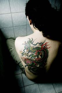 Back Body Japanese Tattoo Ideas Especially Dragon Tattoo Designs With Picture Back Body Japanese Dragon Tattoo Gallery 5