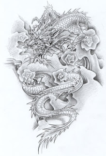 Japanese Tattoo Ideas With Japanese Dragon Tattoo Designs Gallery 5