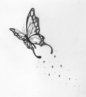 Butterflies Tatto on Cool Tattoos Galleries  Cool Tattoo Ideas With Butterfly Tattoo