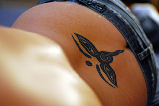 Lower Back Tattoos With Image Lower Back Tribal Tattoo For Female Tattoo Picture 4