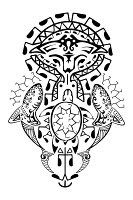 Poleynesia Tattoo Design 5