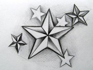 Star Tattoos Design 3