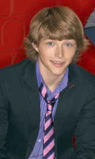 Sterling Knight Shaggy Hair Styles