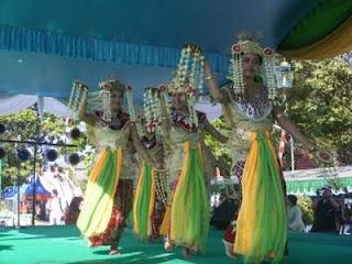 Dance Baksa Kembang 4