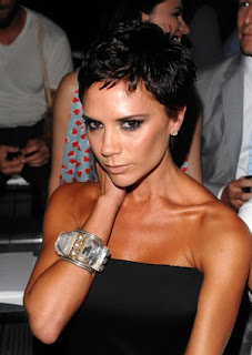 Victoria Beckham Hairstyle Picture 9